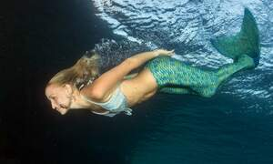 First mermaid school for adults opens in the Netherlands