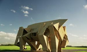 "Theo Jansen's ""Strandbeests"""