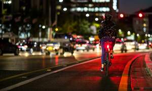 Rayo: the brightest and most advanced bicycle light