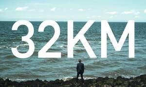 Premiere: 32KM - the making of Icoon Afsluitdijk