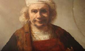 Rembrandt's incredibly lifelike paintings in motion
