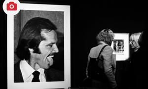 Foam Opening: Ron Galella - Paparazzo Extraordinaire!