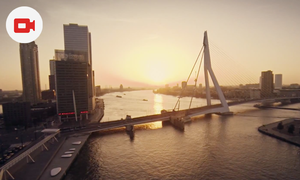 Rotterdam video: Welcome to my hometown