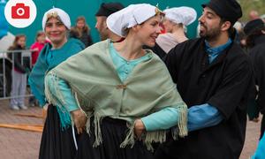Vlaggetjesdag - Scheveningen 2012