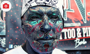 International Amsterdam Tattoo Convention 2014
