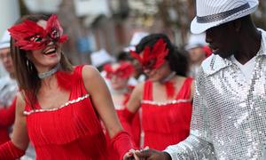 Brasil Festival Amsterdam Parade
