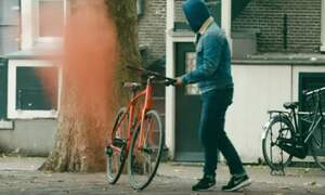 Amsterdam wins European Bike Stealing Championships 2015