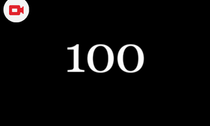 100 (5050 years in 150 seconds)