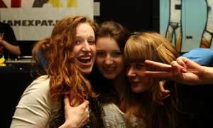 [Photos] IamExpat Soirée - April 2012