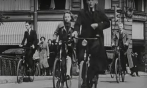 Historic WW2 footage of the Netherlands