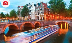 10 Beautiful Photos of Amsterdam by Tim Collins