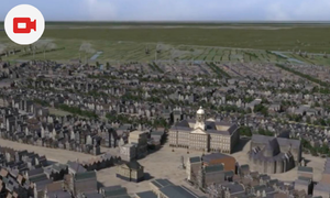 A virtual tour of Amsterdam's 19th century expansion