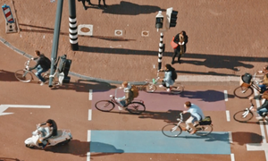 Mockumentary shows Utrecht cyclists in natural habitat