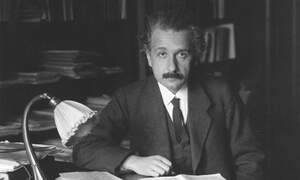 Albert Einstein letter and other artefacts on display in Leiden