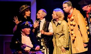 'Allo Dad at the Badhuistheater