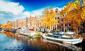 Prepare for the Dutch summer sun in October