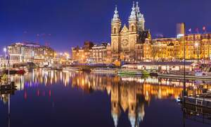 [Video] Student spends 300 hours creating 3D virtual model of Amsterdam
