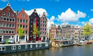 Amsterdam to get 5.000 new homes