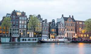 UBS Global Real Estate Bubble Index: Amsterdam at risk