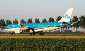 [Video] Why the Dutch King works as a pilot for KLM