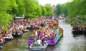 The History of Pride Amsterdam