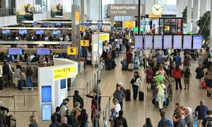 Schiphol aims to make passenger journeys more seamless