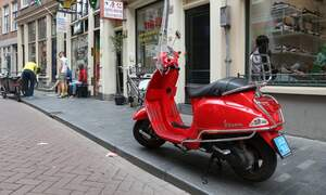 Amsterdam wants to use cameras to enforce the scooter ban