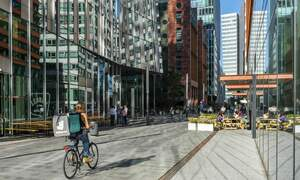 Biggest price increase in the world for Amsterdam offices