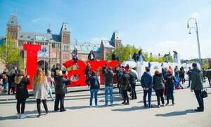 850.000 Easter holiday tourists expected in the Netherlands
