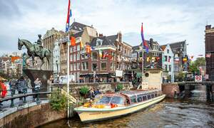 Tourism and coronavirus: 15 million fewer tourists in the Netherlands