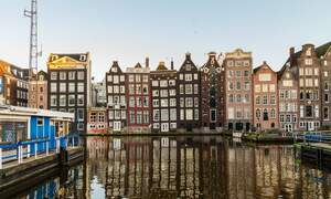 Average house prices in Amsterdam break the 500.000-euro mark