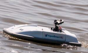 Rotterdam using Dutch-developed trash-eating water drones