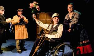 Win tickets to the Badhuistheater's adaptation of The Good Soldier Svejk