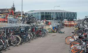 [Video] The Netherlands' incredible bicycle garages