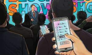 BlockShow set to use world's first blockchain polling application during their conference in Berlin