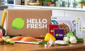 Make magic in the kitchen with HelloFresh