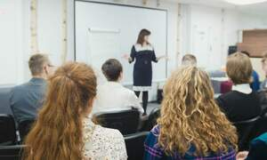 40 percent of the Dutch working population interested in teaching