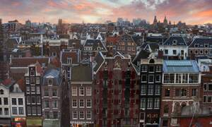 Buying a house just outside of Amsterdam city limits: A smart move