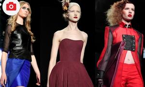 Amsterdam Fashion Week - January 2013