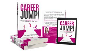 Win a copy of the book Career Jump!