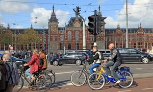 Toll for cars in Amsterdam's city centre proposed