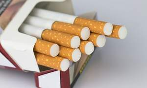 Stoptober: non-smoking stations and neutral cigarette packaging