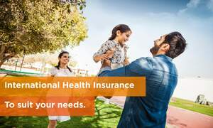 Cigna Global: Looking after your health and well-being all across the globe