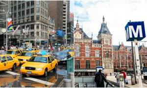 Working in the US vs working in the Netherlands