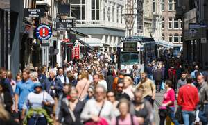 Growing tourism in the Netherlands, growing importance to the Dutch economy