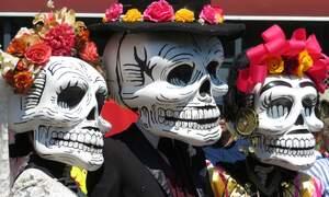 Dia de los Muertos Party Amsterdam