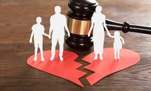 Divorce, career and children