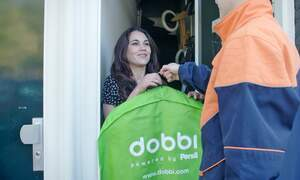Meet dobbi, the laundry & dry cleaning service delivering to your doorstep