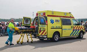 Two-thirds of Dutch ambulance services do not respond within the set time limit