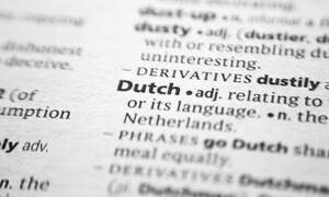 The wait is over: The Netherlands' word of the year 2020 is...